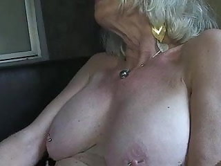 Piercing Wrinkled ass hunter p4