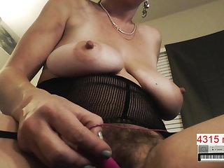 Latex masturbate to orgasm