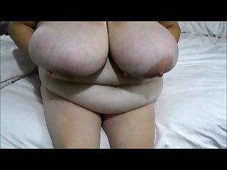 Car cute girl huge boobs 4-27-19