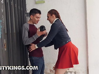 Teens love Huge COCKS - Pamela Sanchez Jordi - Wild Teen