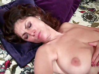 Danish KAY PARKER NUDE Massage Pussy suck shower scene