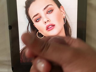 Pick Up Katherine Langford Cum Tribute!