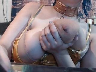 Flashing Great tasty big boobs