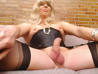 Lingerie naughty bitch camsession