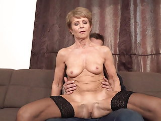 Granny likes em Young & Hung