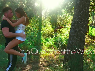 Argentinian Fucking a hot Latin babe in the woods of Venezuela
