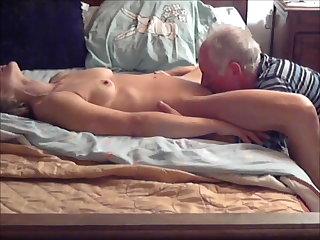 VR Porn Grandpa and grandma have sex 2