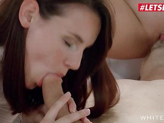 WHITE BOXXX BDSM, Threeway Play With Sexy Elena Vega & Kaisa Nord