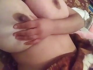 Tunisian Tunisian Big Tits MILF Is Showing Her Body For A Lover