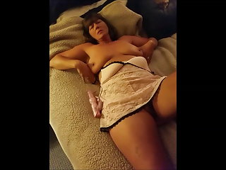 Cougars Mom wants you to watch. Try not to cum.