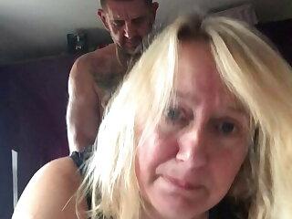 all Big tit blonde anal