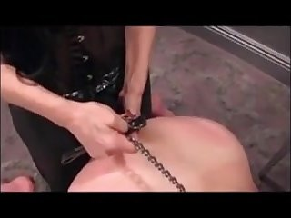 Humilation Mistress Banging Her Puppy