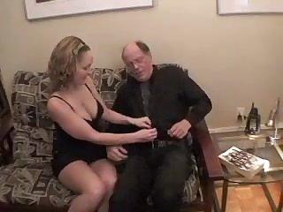 Handjobs Heterohandjobs - jerking bill - Cuckoldress Shannon heaven